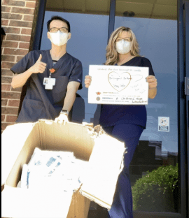 Covid 19 Response Donations